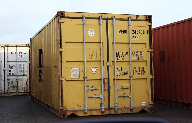 Can I have a Shipping Container in My Backyard?