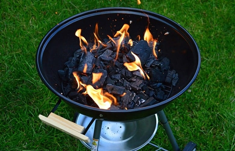How to Light Charcoal Without Lighter Fluid