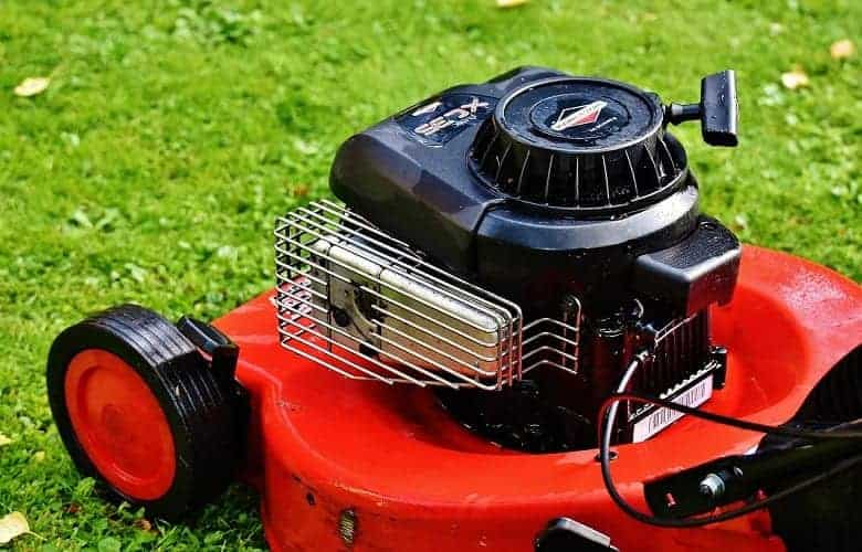 Lawn Mower Starts Then Stops