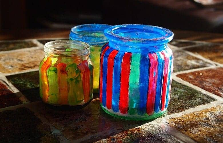 Can You Spray Paint Glass